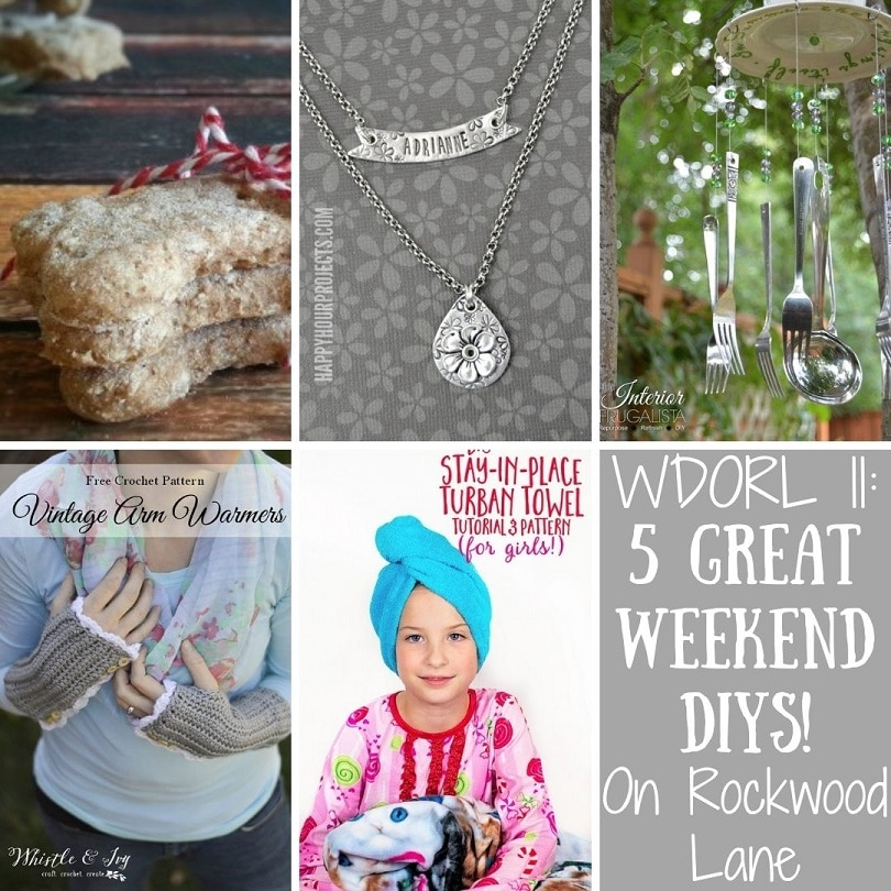 5 Great Weekend DIY Finds On Rockwood Lane