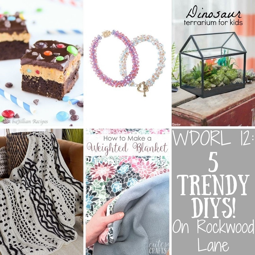 5 Trendy DIY Finds On Rockwood Lane