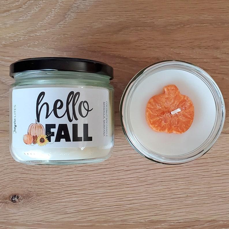 Pumpkin Spice Core Candle (Aff Link)
